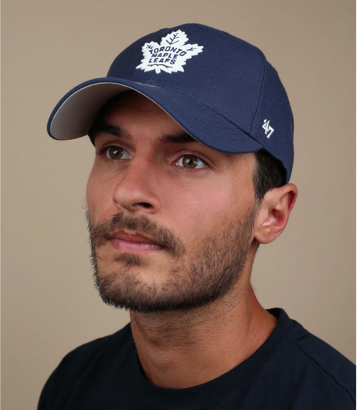 Cap Toronto Maple marineblau