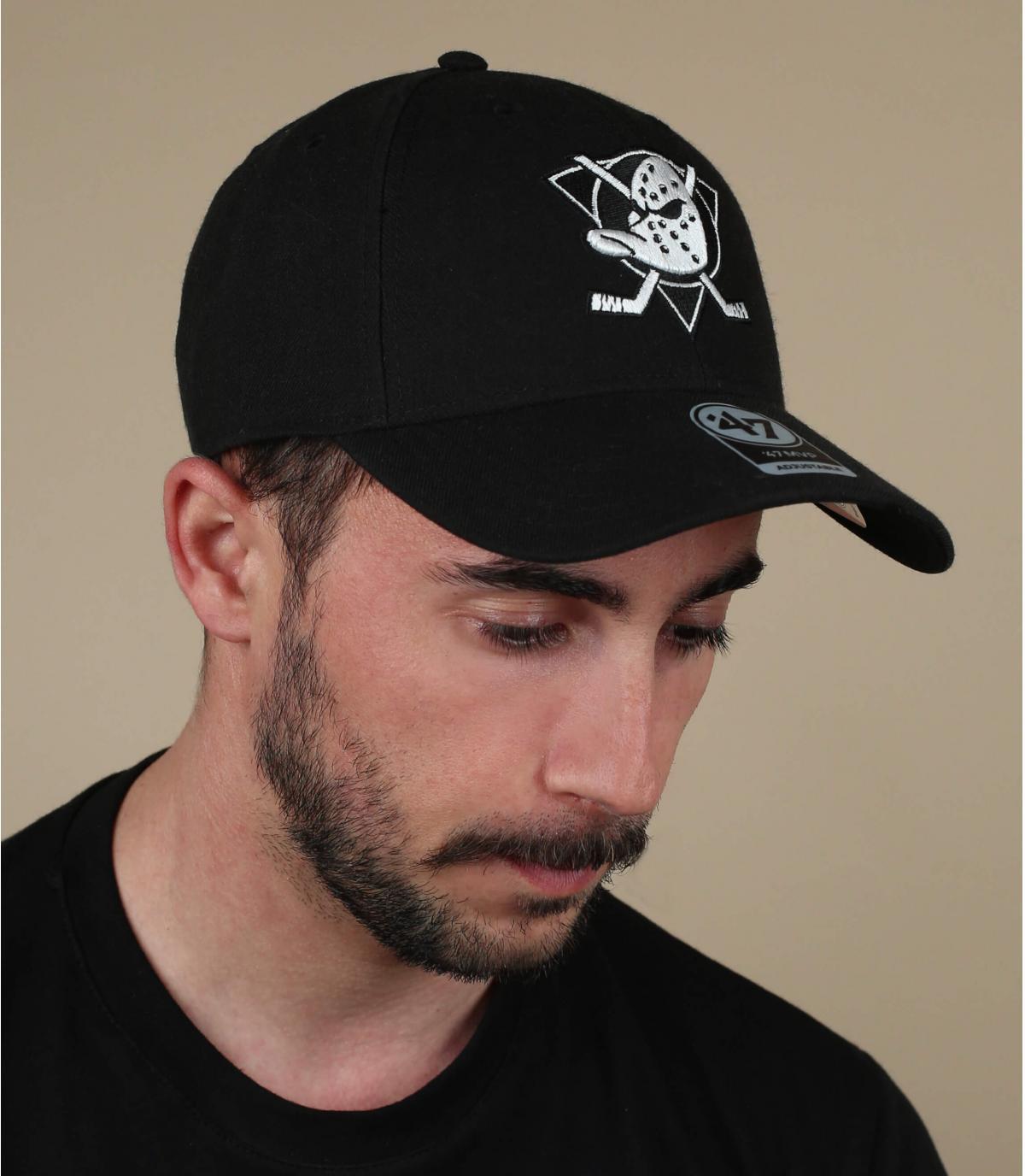 Cap Anaheim schwarz