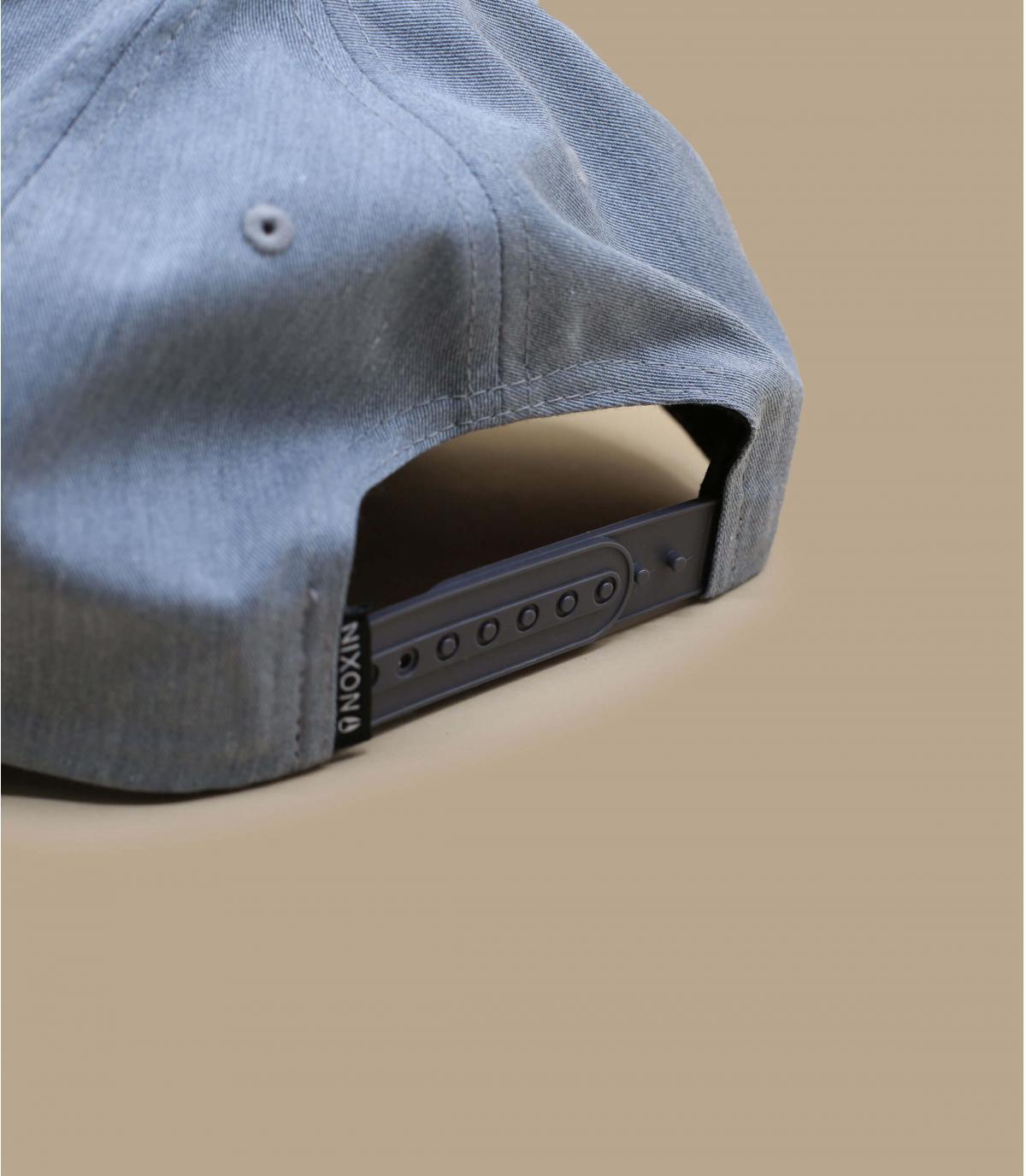 Details Lockup heather grey - Abbildung 4