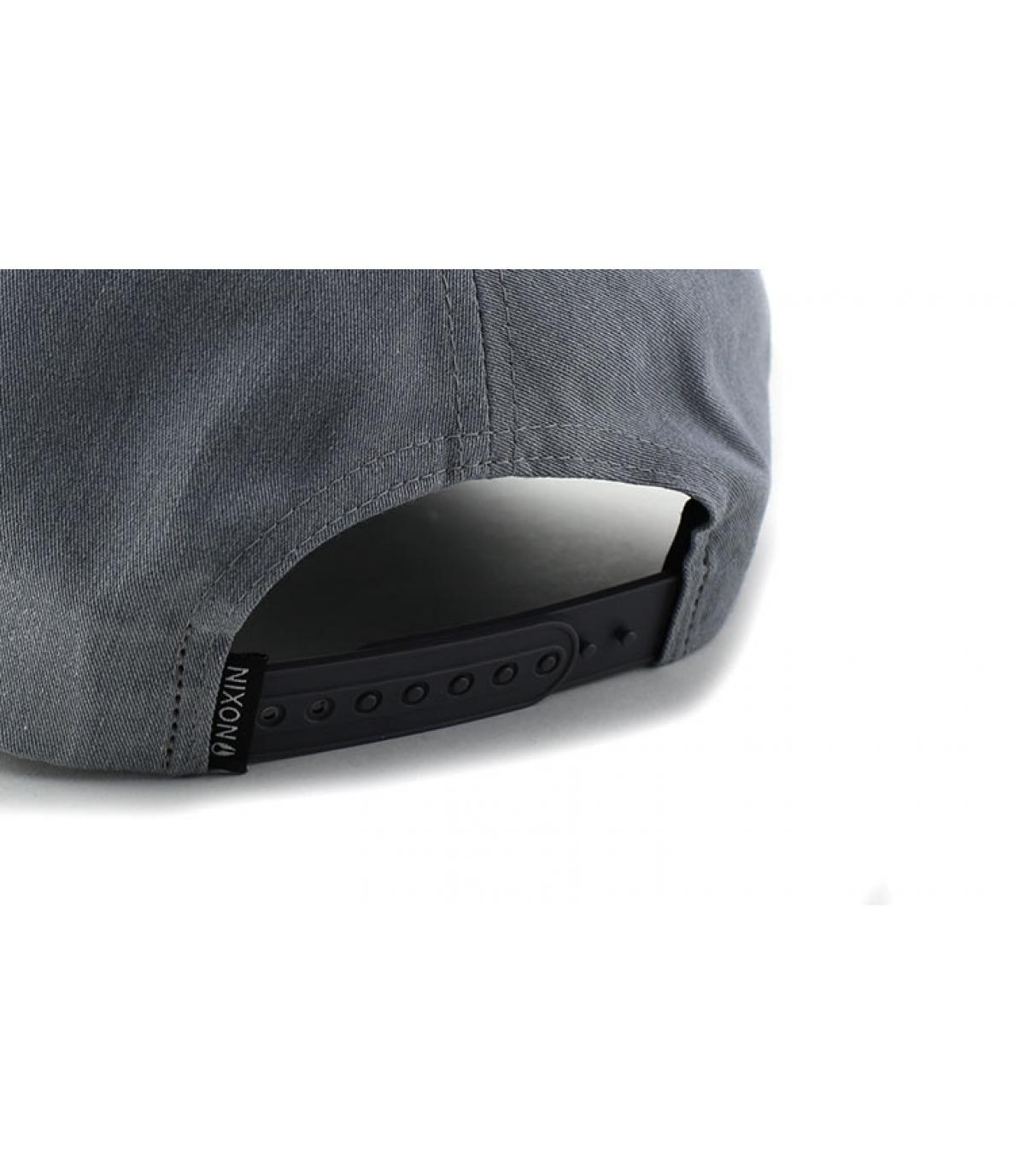 Details Lockup heather grey - Abbildung 5