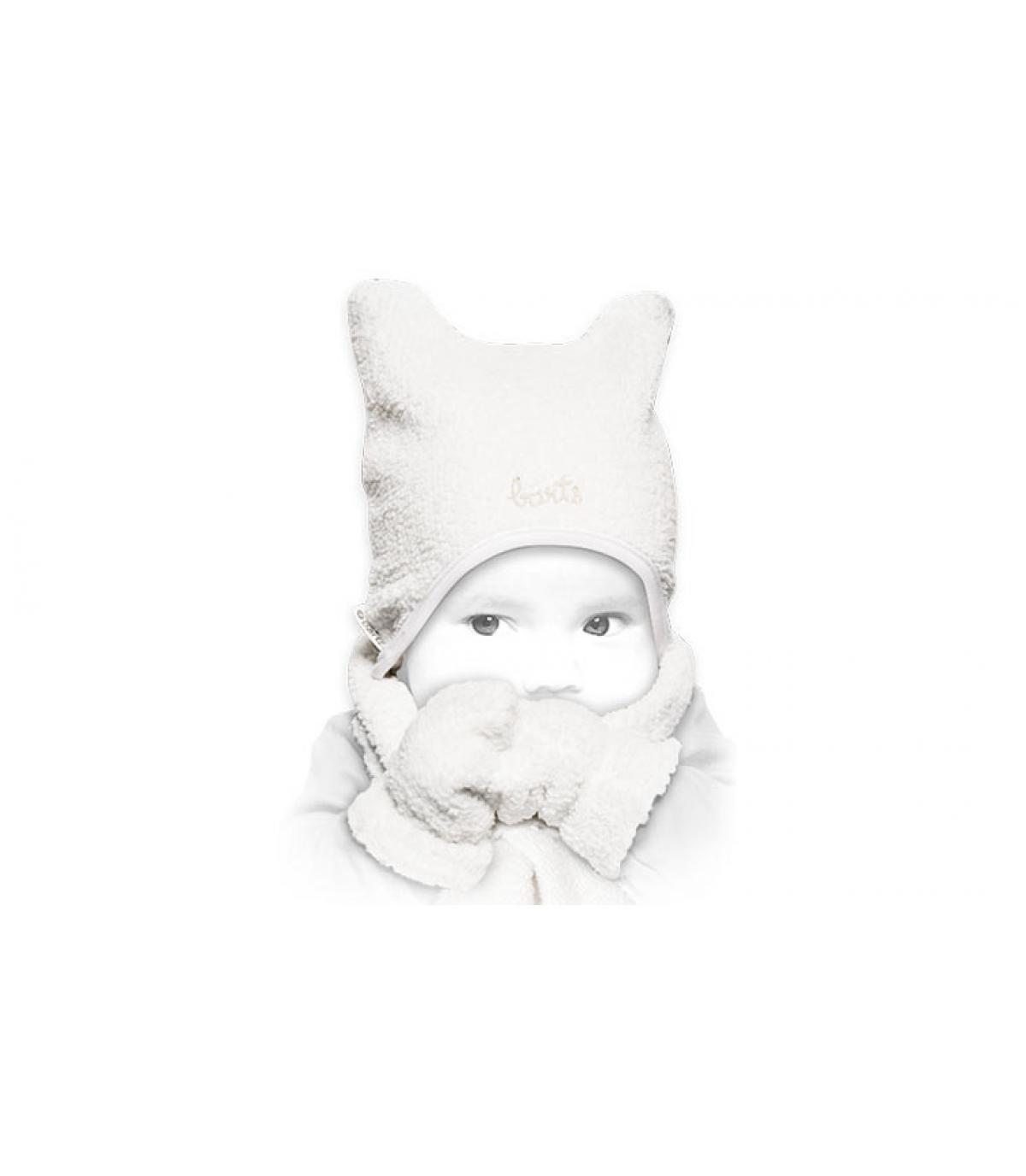 Set Baby Mütze Schal Handschuhe