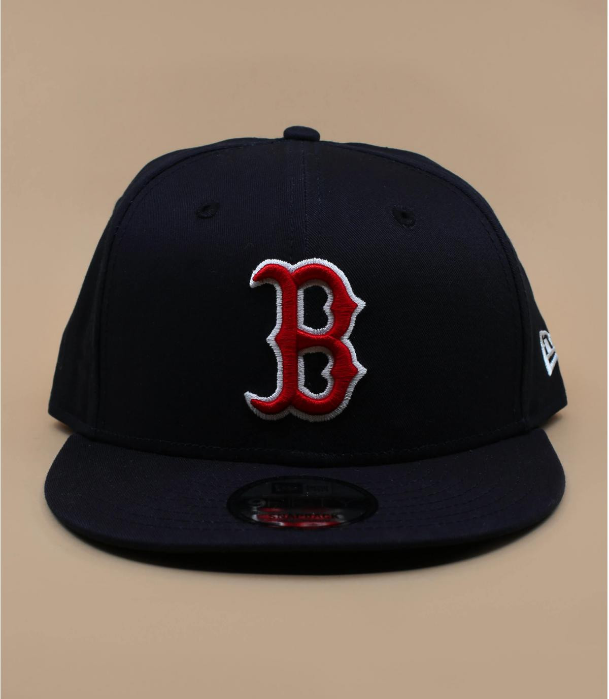 Details Snapback Boston team - Abbildung 2