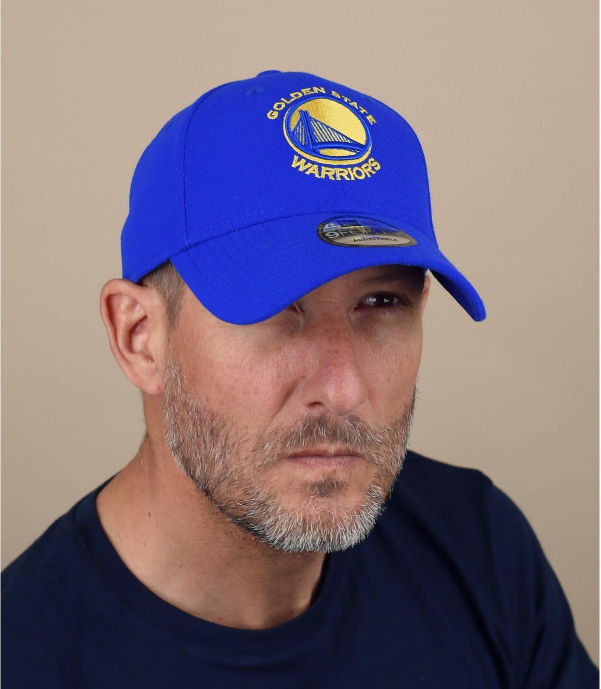 Cap Curve Golden State NBA