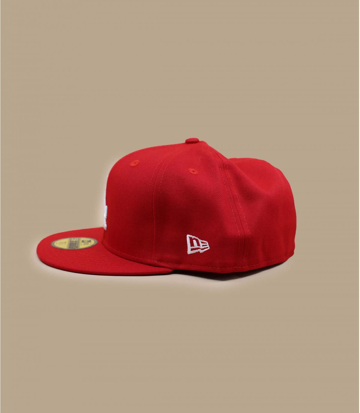 19e2ada7 sale north cap new era cap 9fifty letter rot 8f3eb a6d84; australia details  cap la rot abbildung 1 9cc92 bc0f0