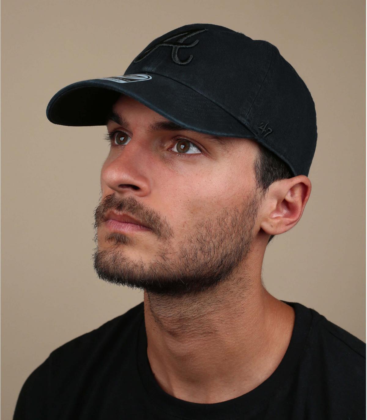 A Baseball Cap schwarz