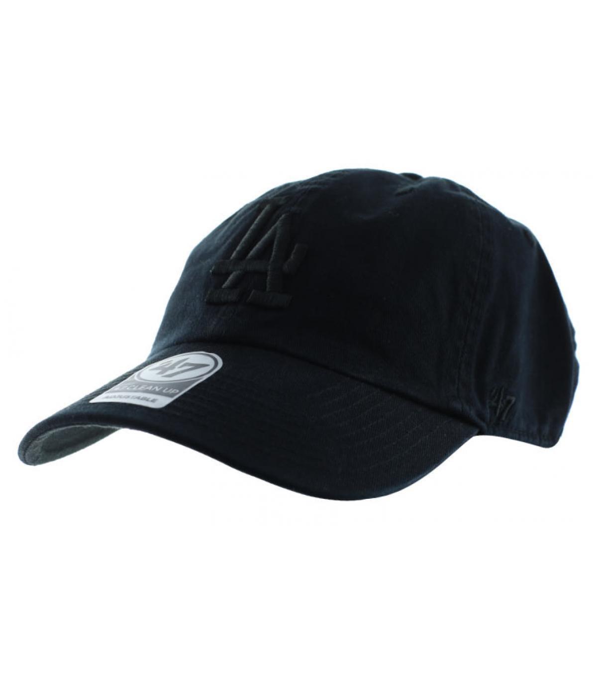 LA Baseball  Cap schwarz