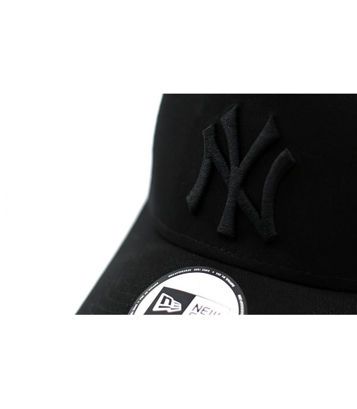Details Trucker League Ess NY black black - Abbildung 3