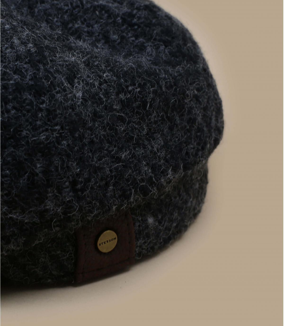 Barett schwarz winter Stetson