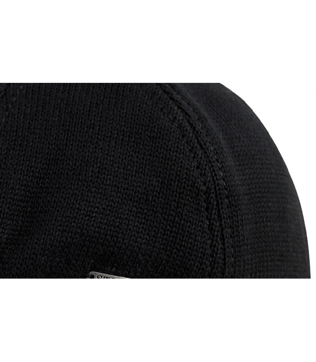 cap plate schwarze