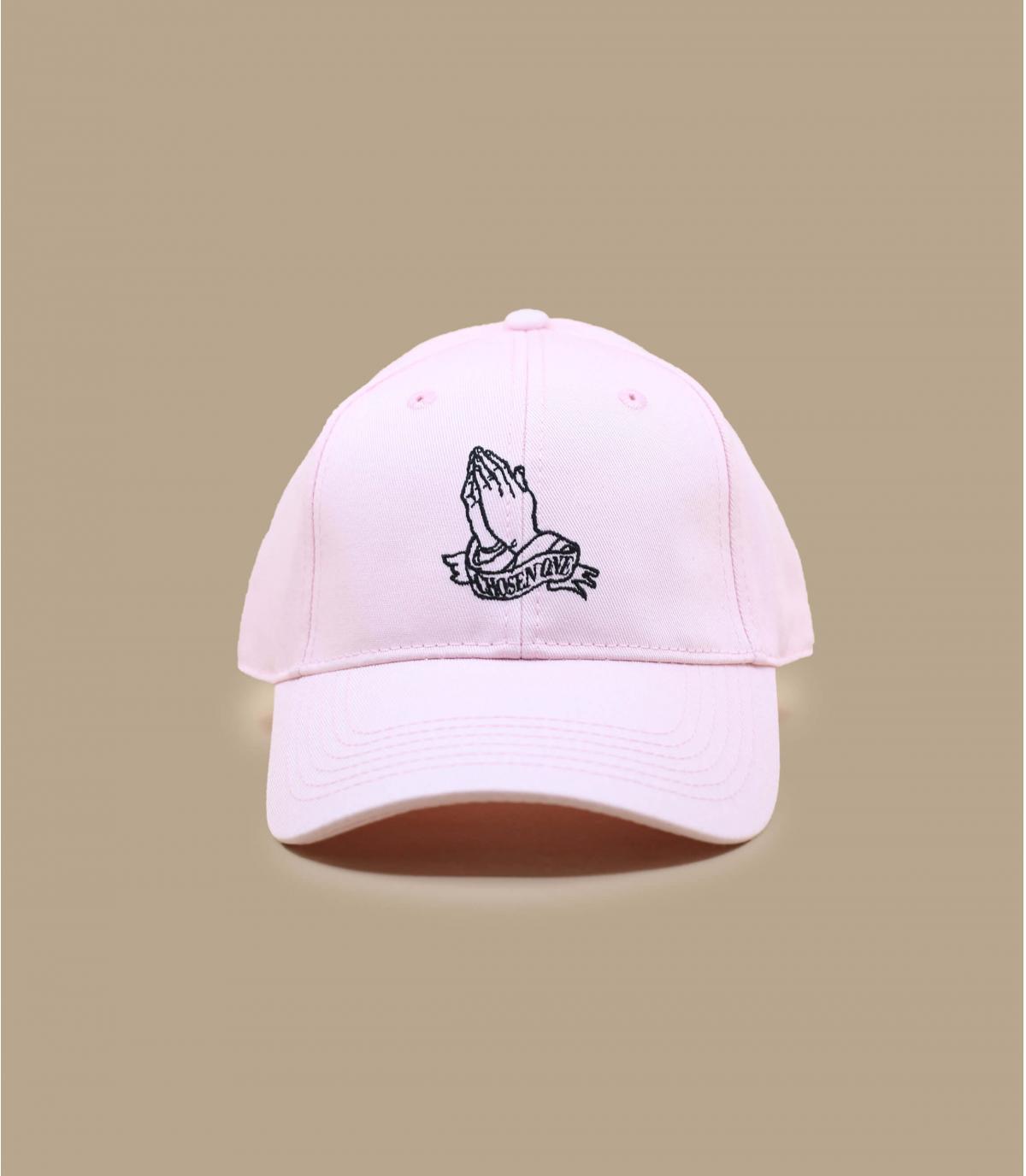 Details Chosen One Curved Cap pale pink - Abbildung 2