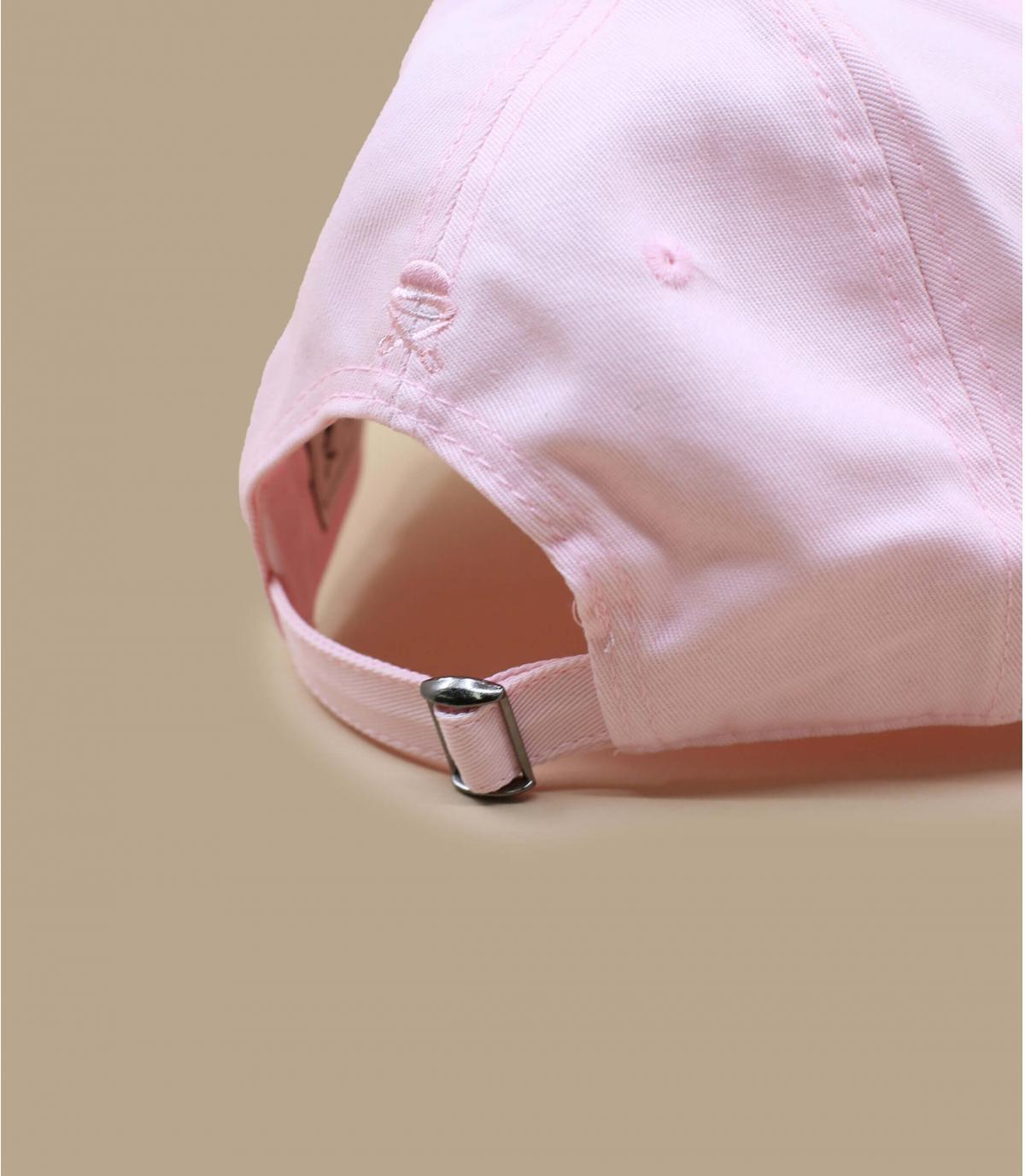 Details Chosen One Curved Cap pale pink - Abbildung 4