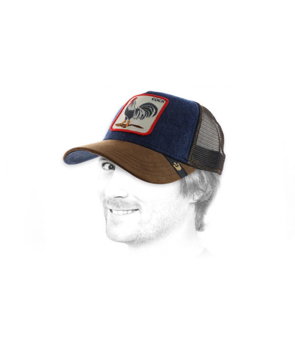 Trucker Hahn Goorin