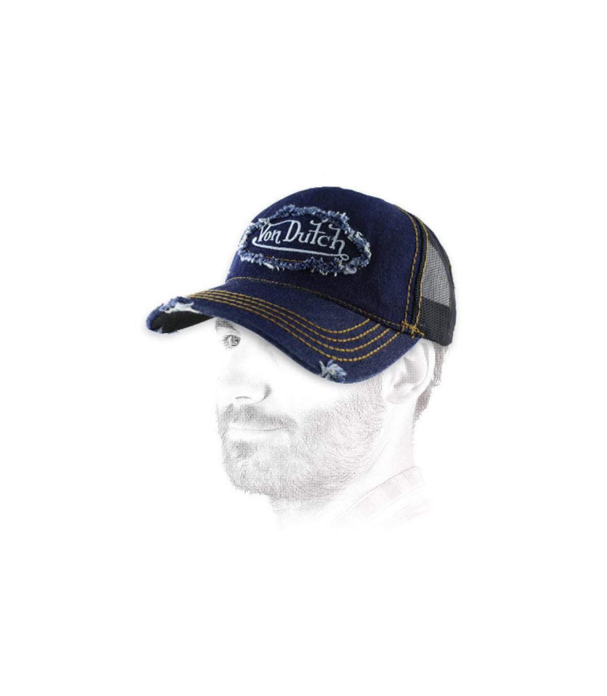 Trucker Denim Von Dutch