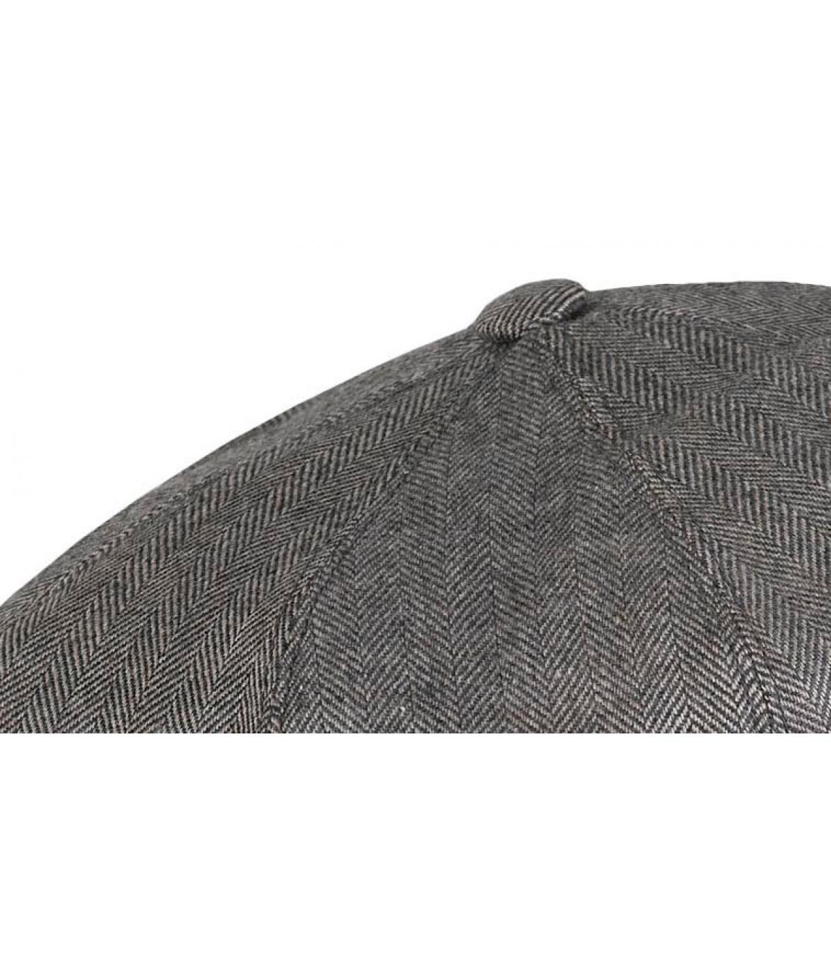 Details Hatteras Wool Cashmere Silk grey - Abbildung 3