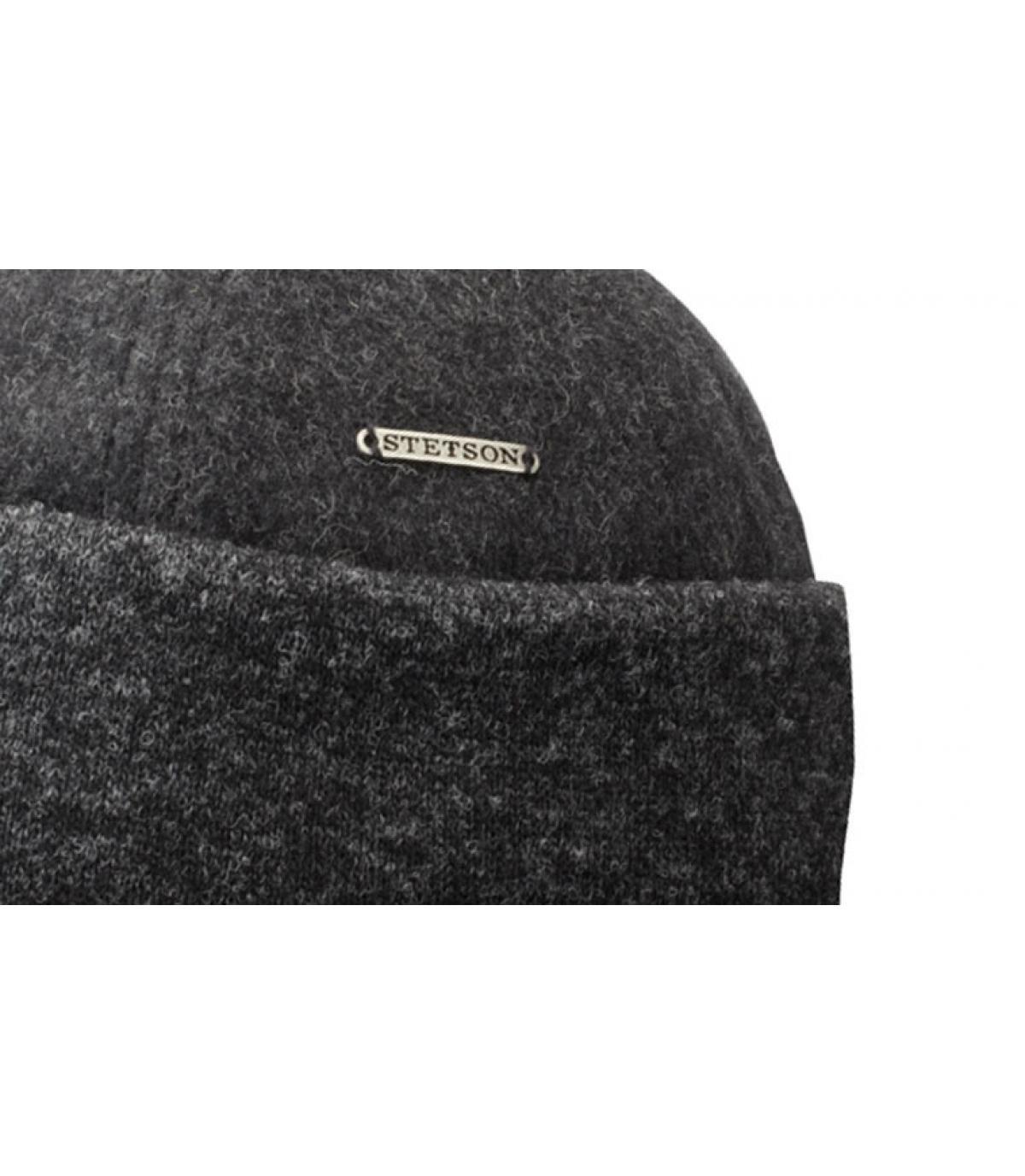 Details Docker Wool Cashmere grey - Abbildung 3