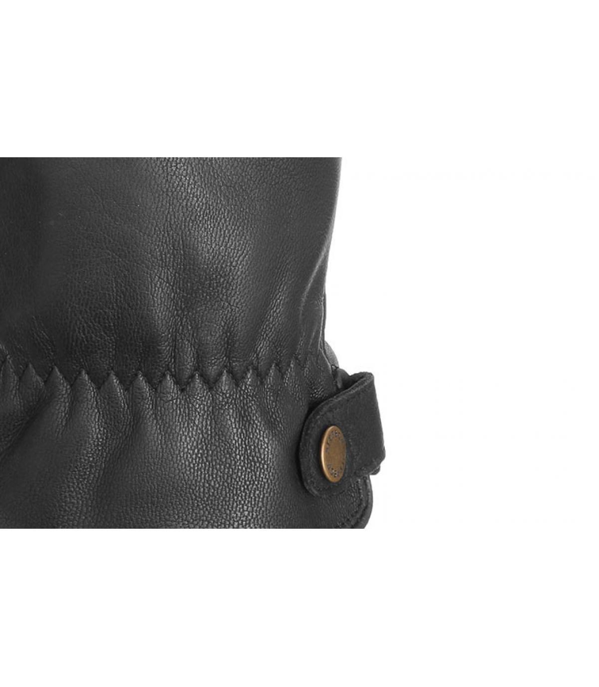 Details Gloves Goat Nappa Conductive black - Abbildung 2
