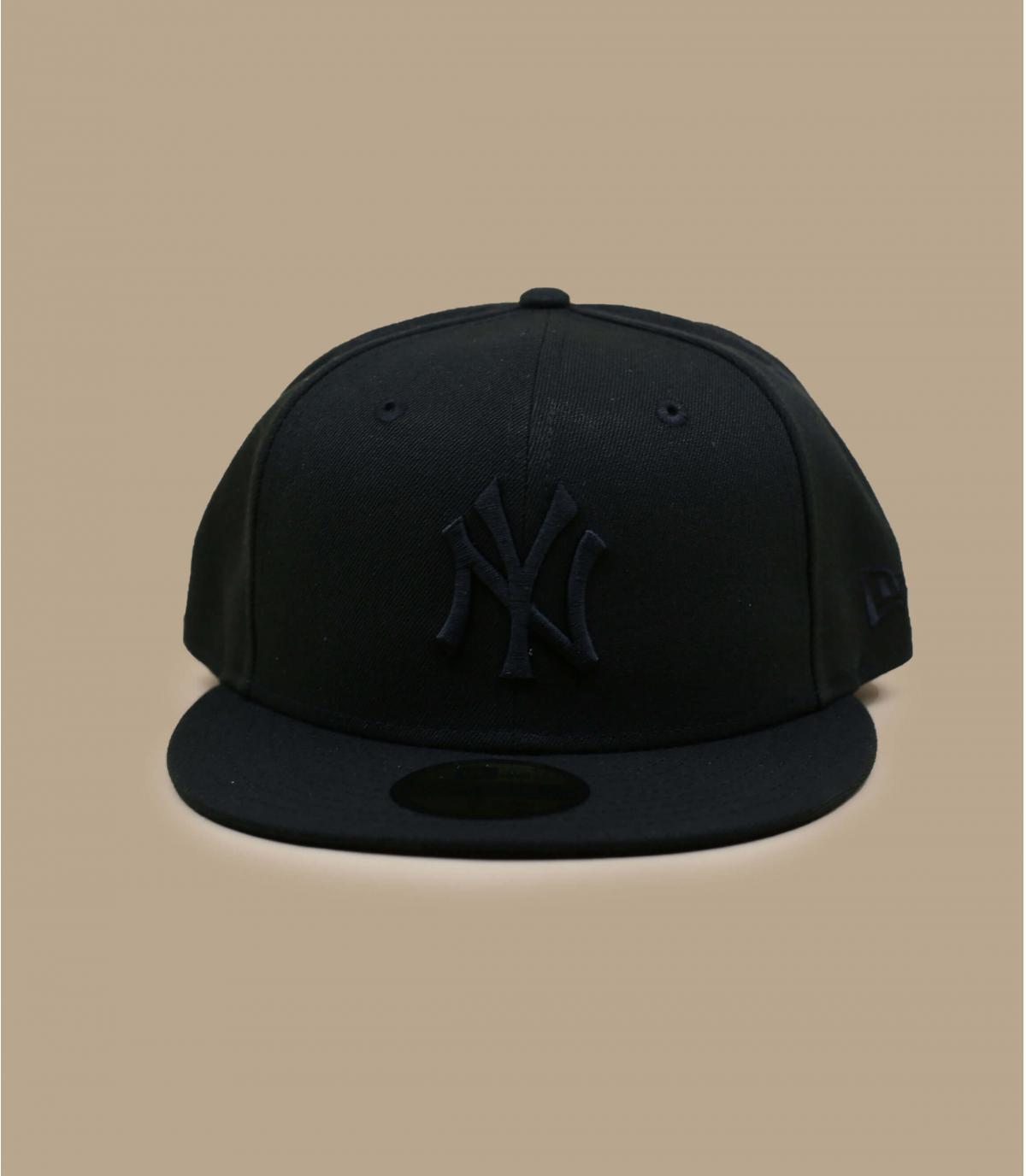 Details MLB Basic NY 59Fifty black black - Abbildung 2