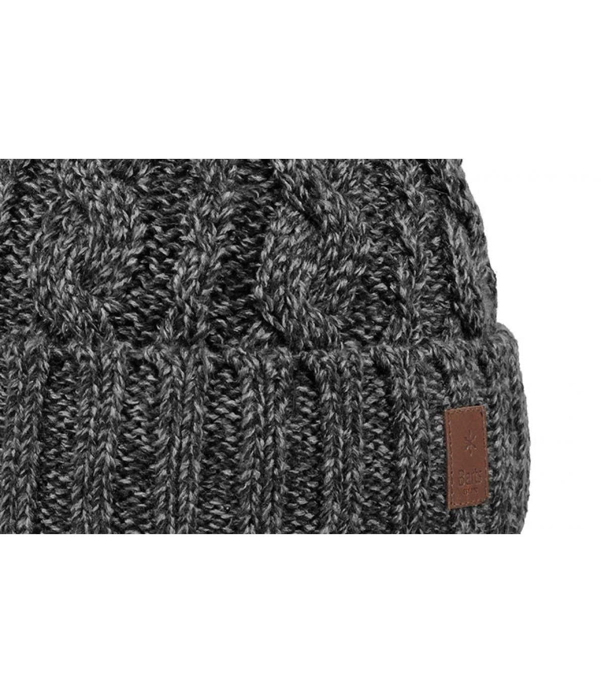 Details Twister Turnup black - Abbildung 3