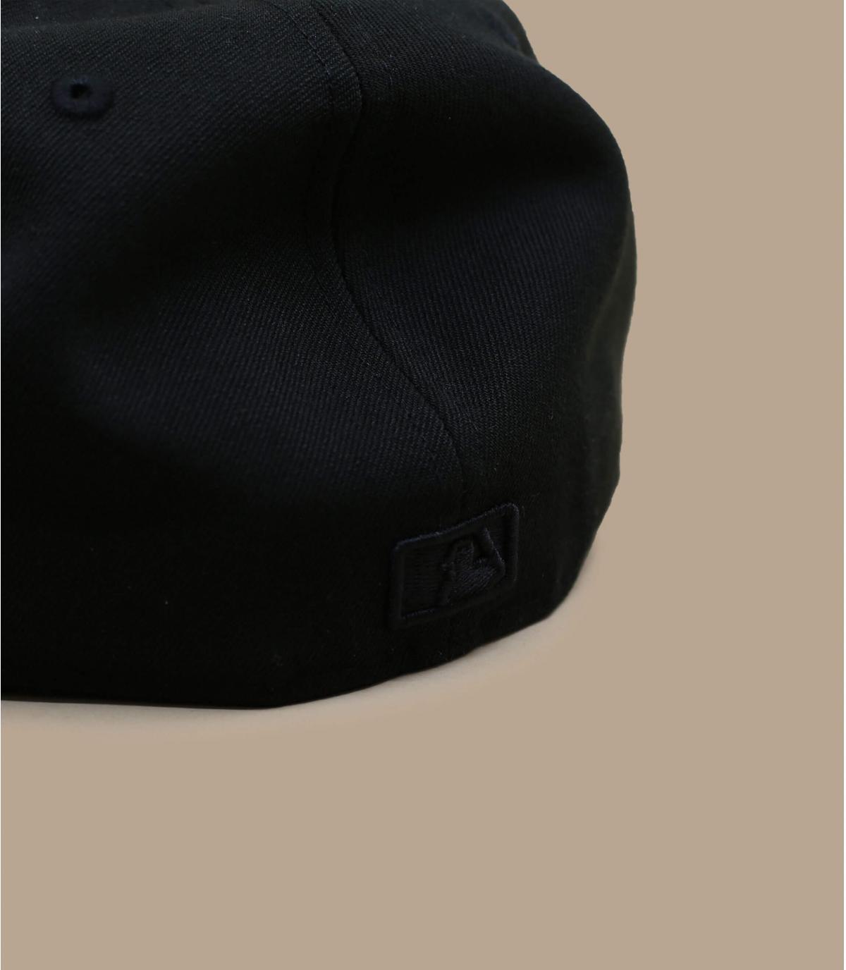 Details MLB Basic NY 59Fifty black black - Abbildung 4