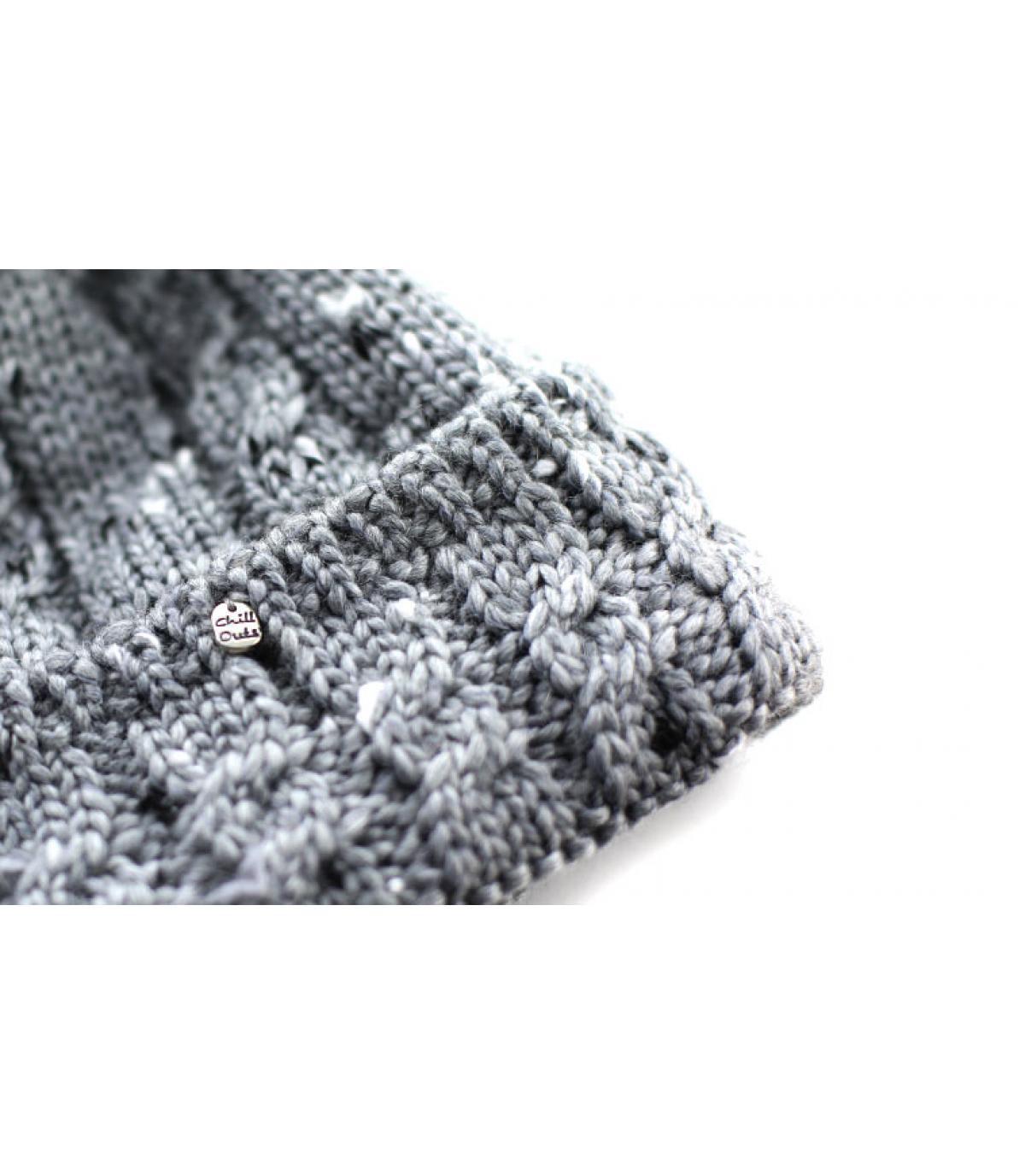 Details Roxanne Hat dark grey - Abbildung 3
