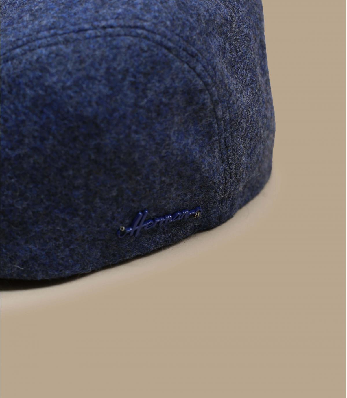 Details Hill wool EF blue - Abbildung 2