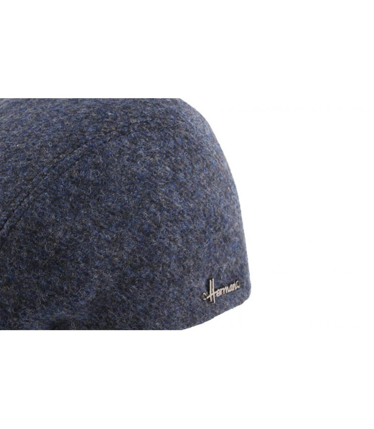 Details Hill wool EF blue - Abbildung 3
