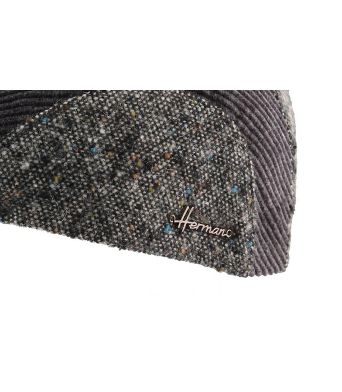 Details Range Wool Corduroy grey - Abbildung 3
