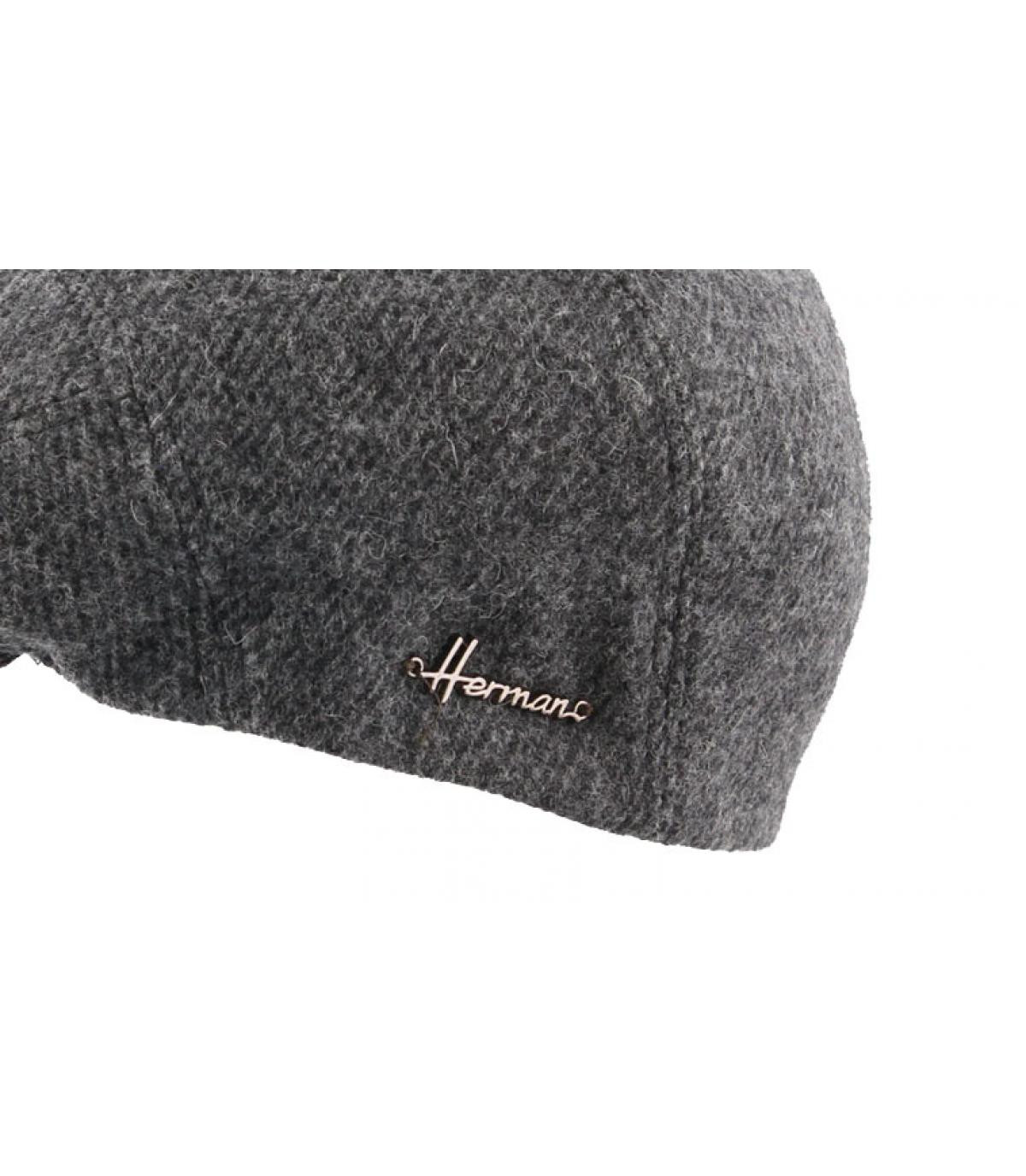 Details Barents Wool Corduroy grey - Abbildung 3