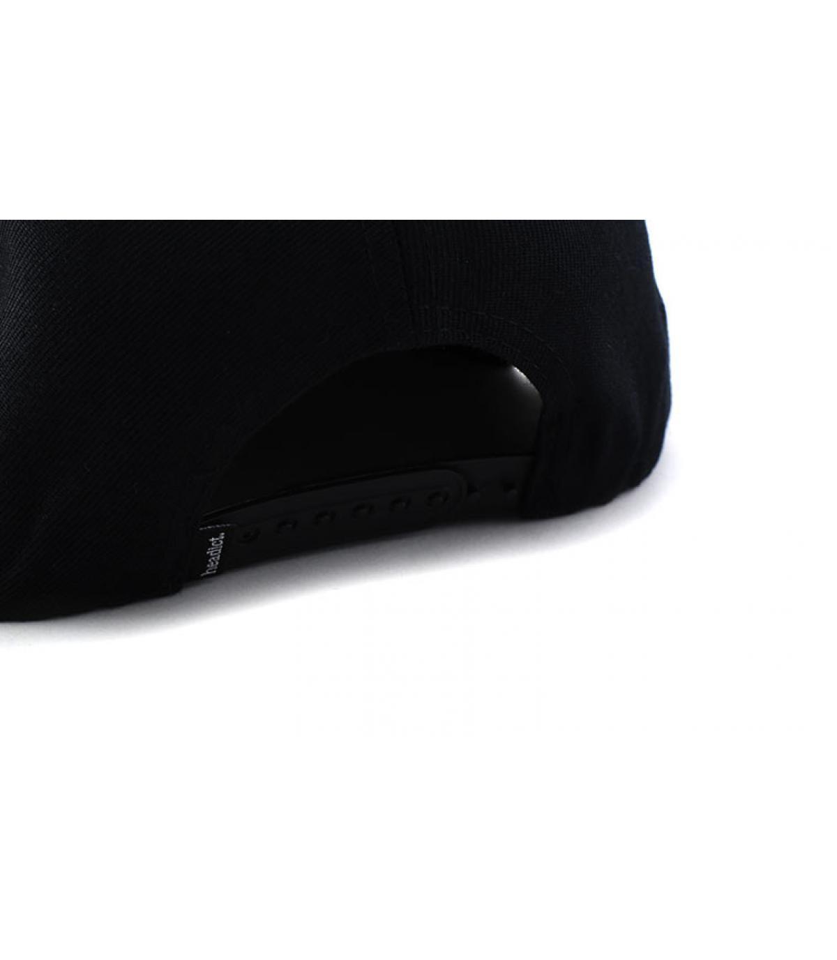 Details Snapback Do Or Do Not black camo - Abbildung 5
