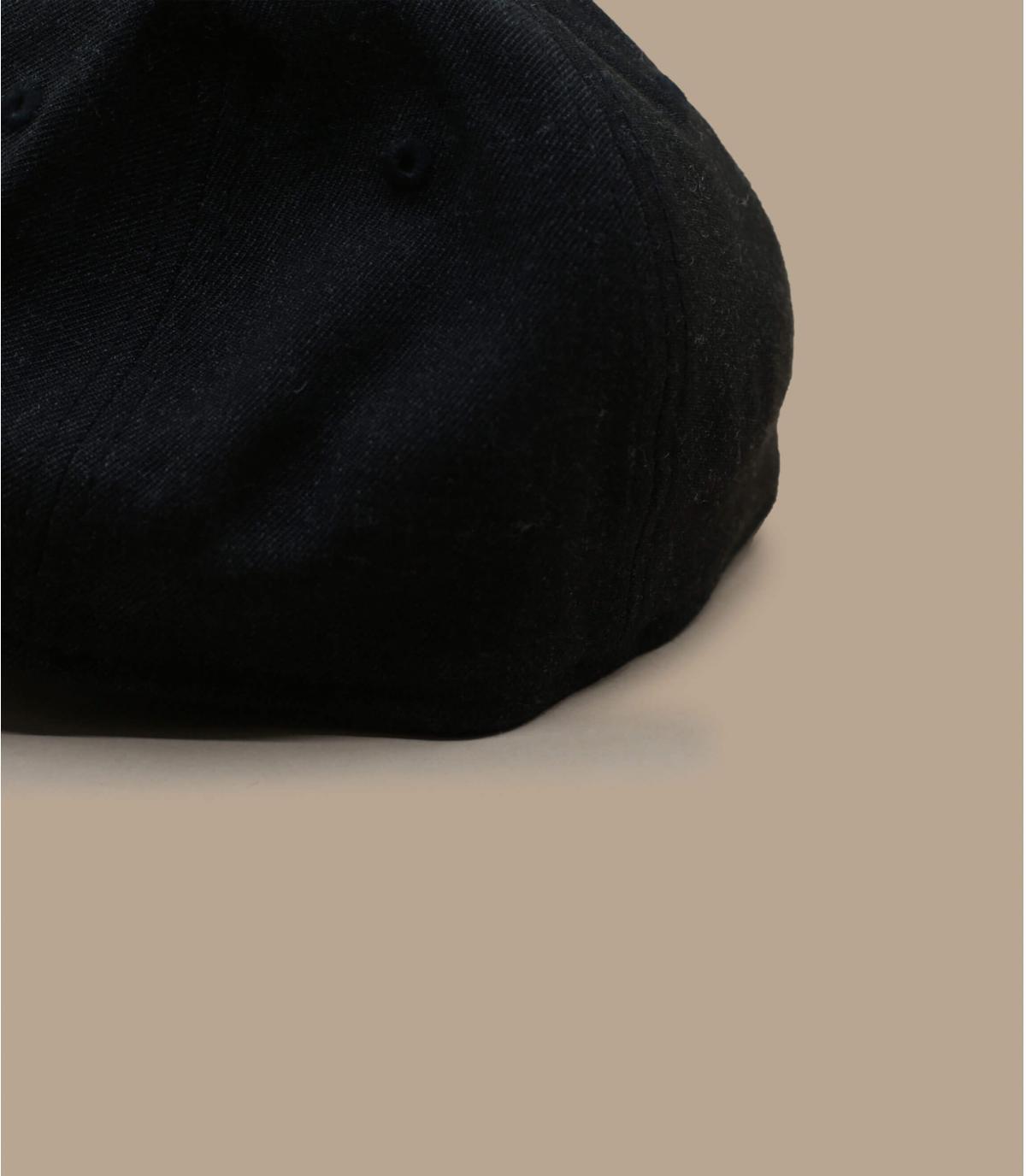 Details Snapback MLB melton 9Fifty NY black - Abbildung 4
