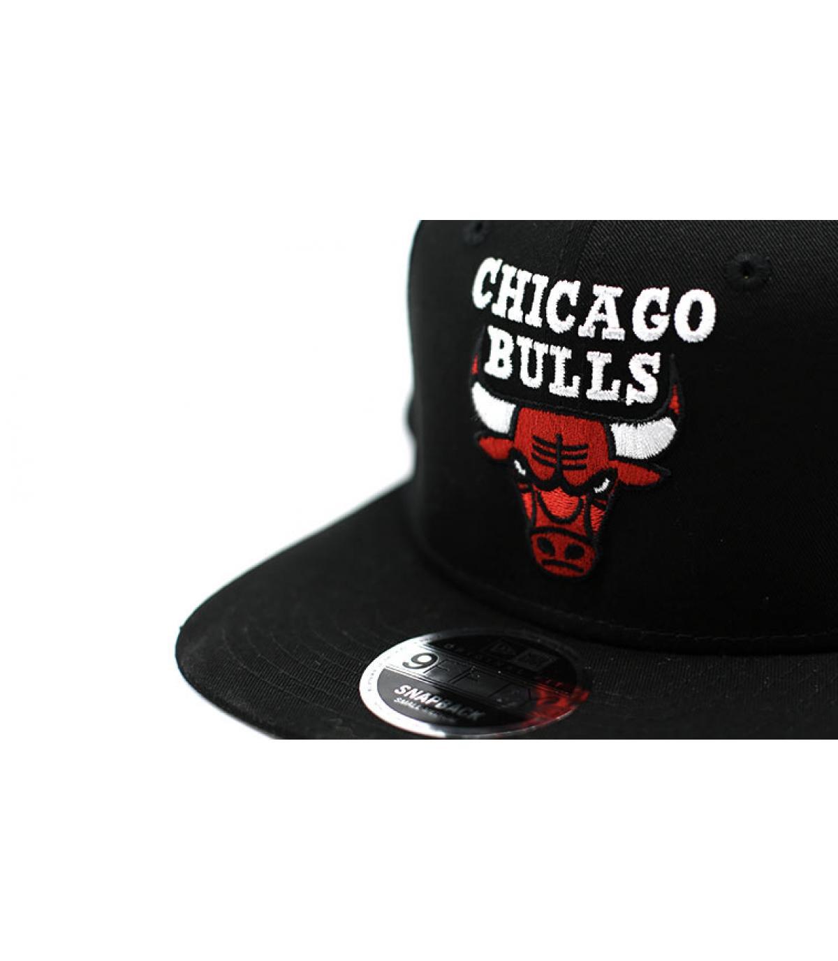 Details Snapback NBA Classic 9Fifty Bulls - Abbildung 3