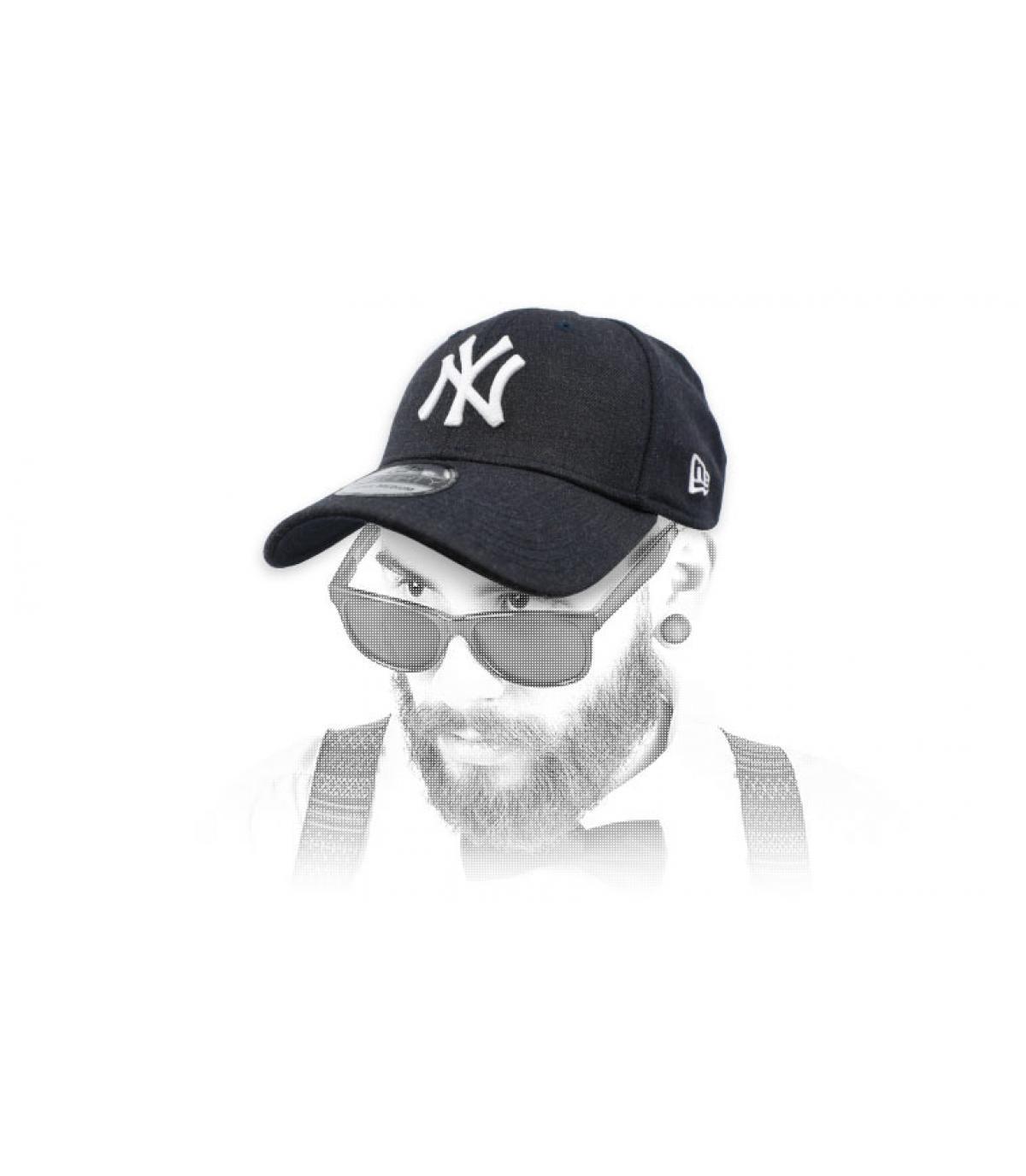 Cap NY marineblau