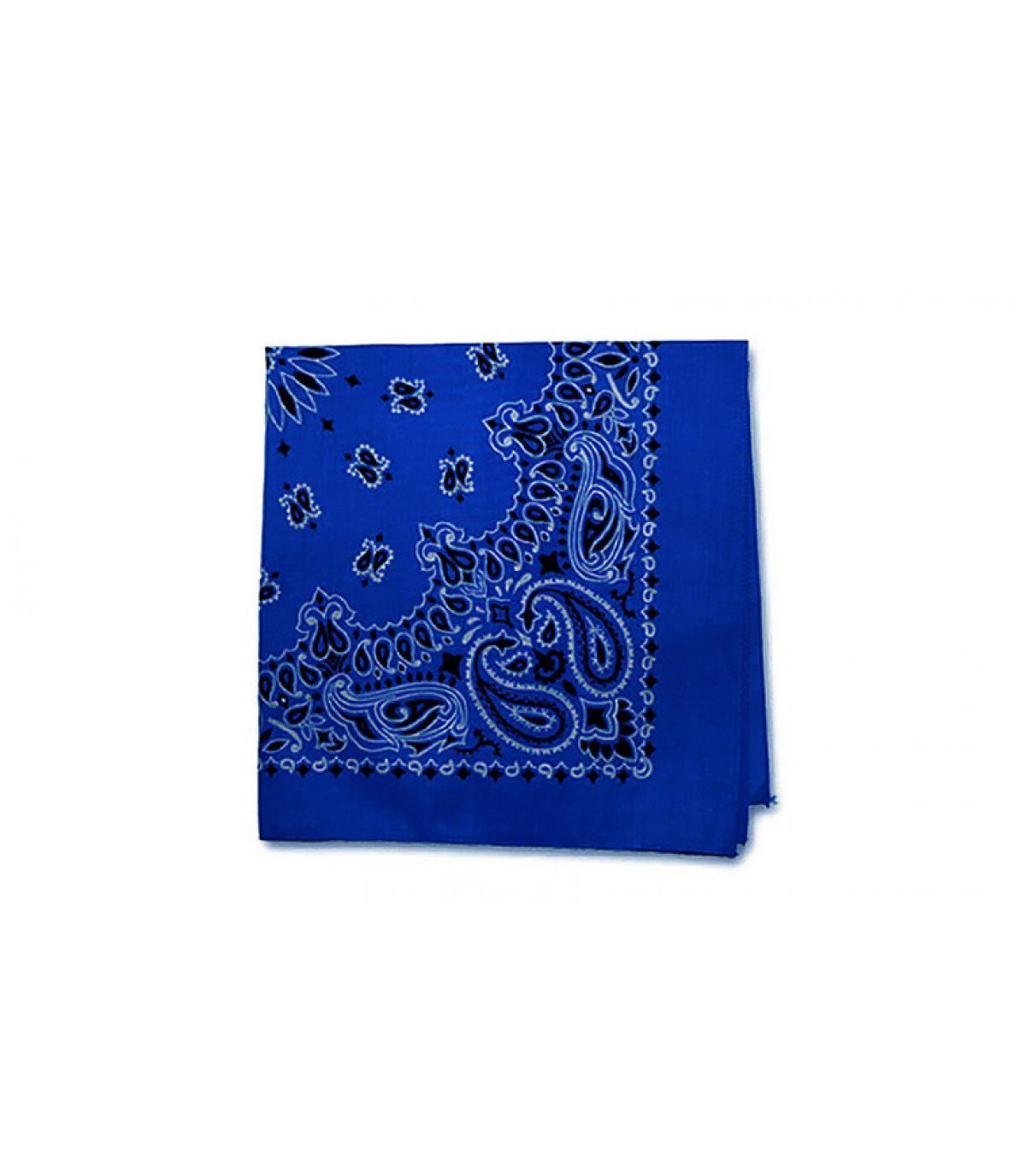 Bandana königsblau