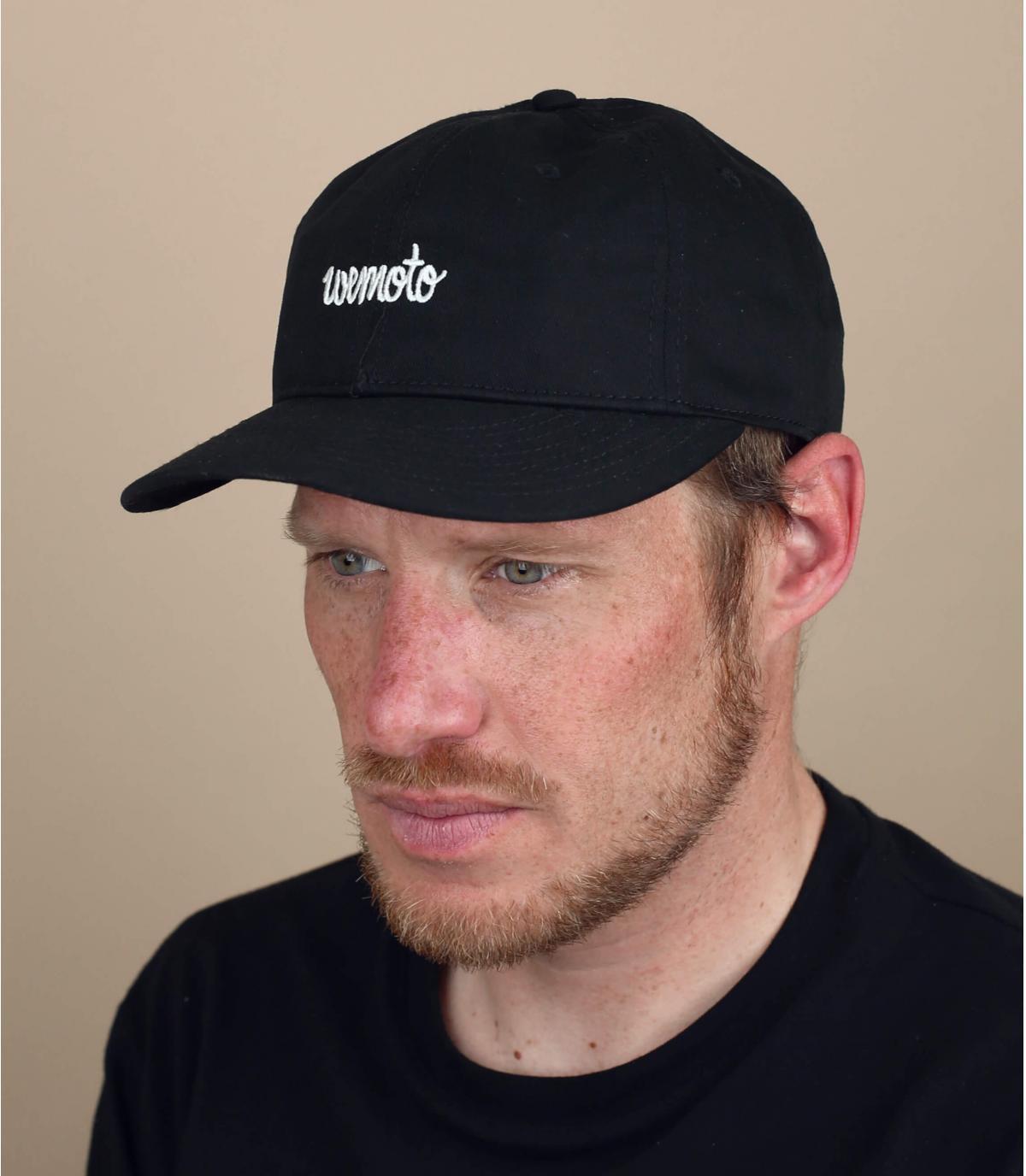 Cap Wemoto schwarz