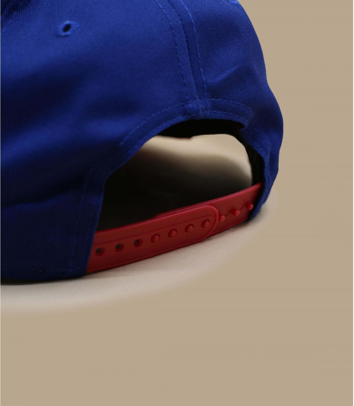 Details Snapback NY 9Fifty blue red - Abbildung 4