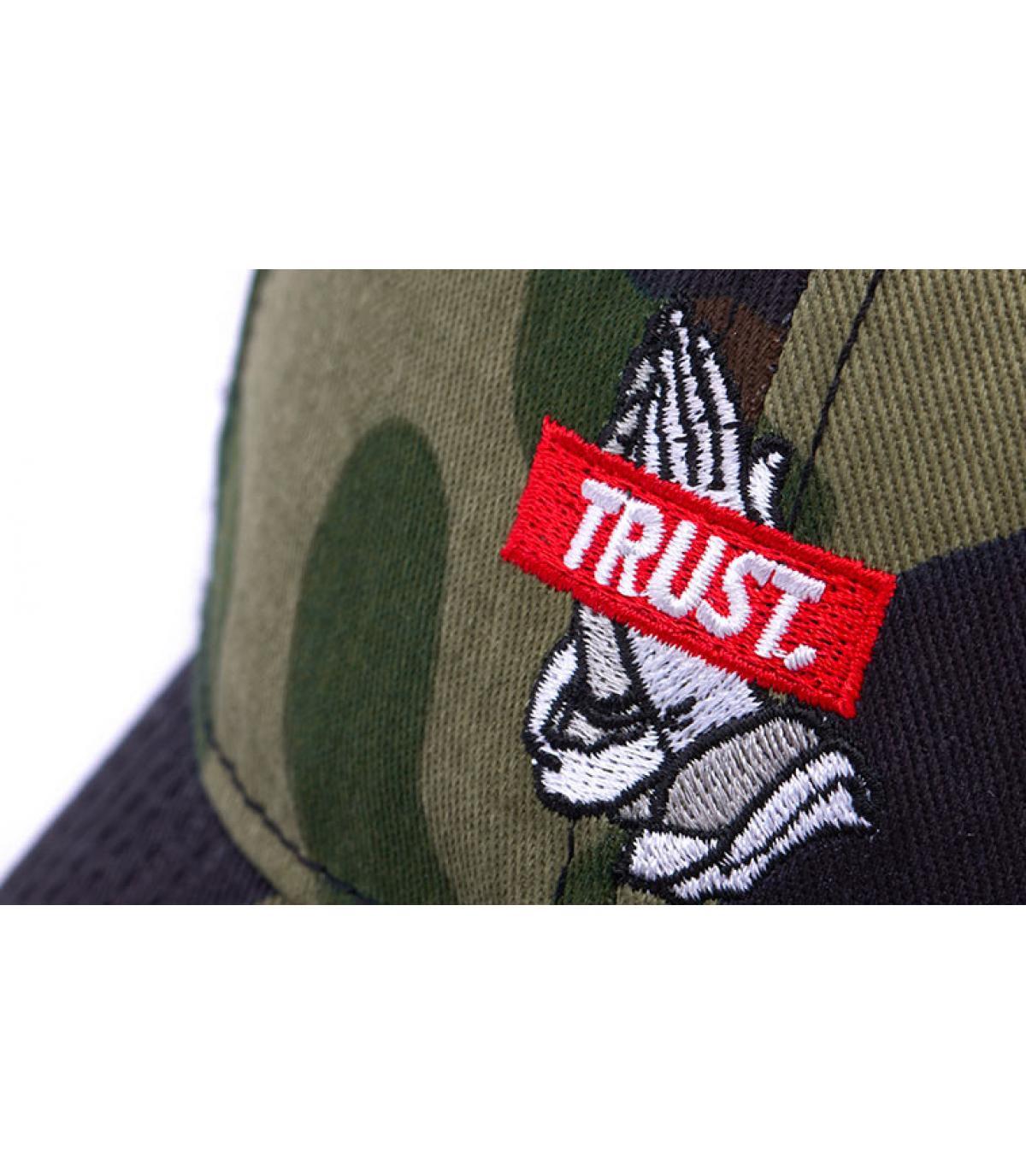 Details Trust Curved Camo - Abbildung 5