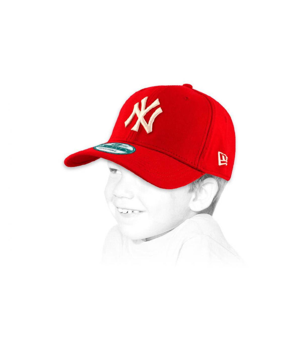 Details Child 9Forty NY red - Abbildung 2