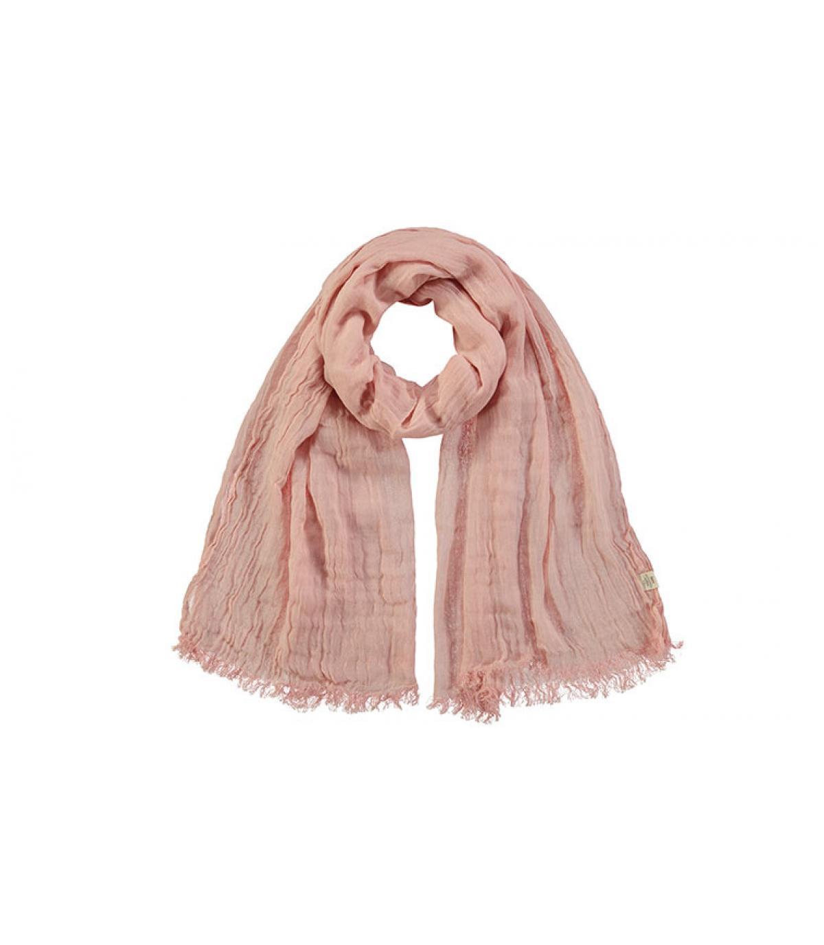 Schal Baumwolle rosa
